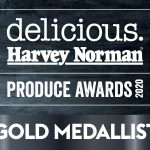 Delicious Produce Awards Gold Medalist