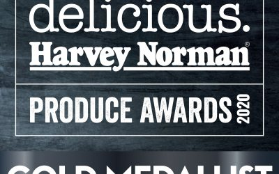 Delicious Produce Awards – Gold Medalist